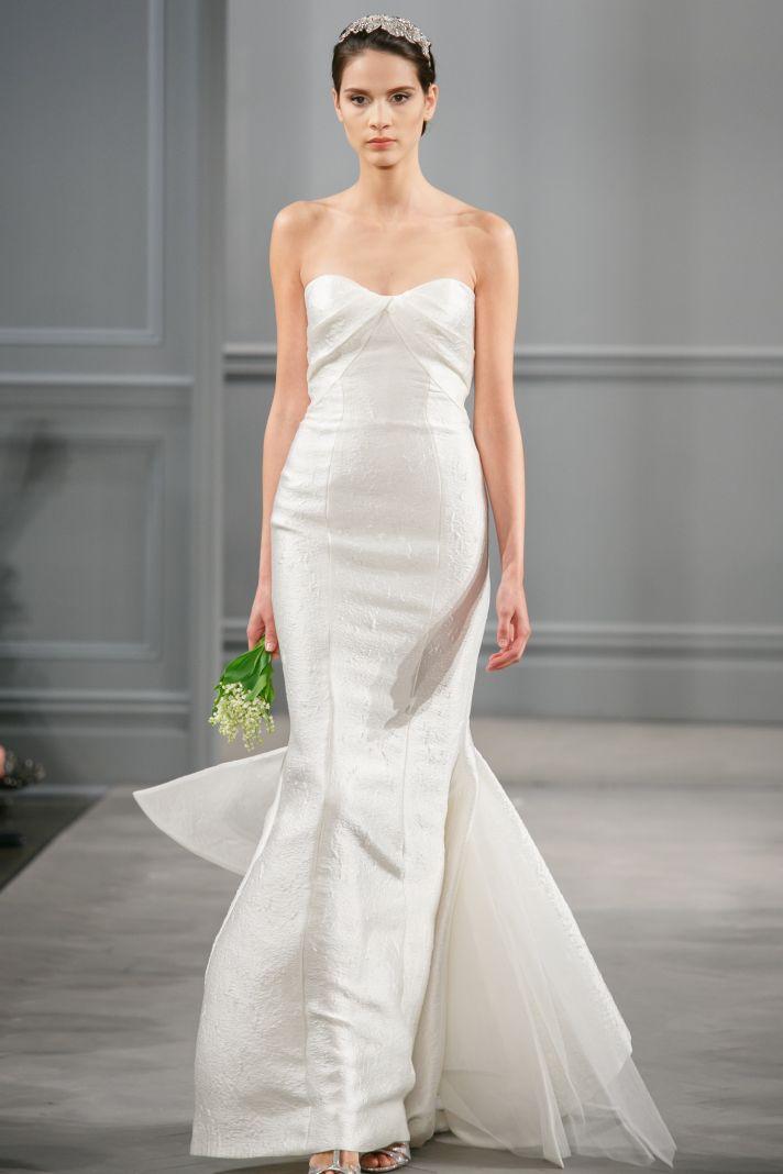 Monique Lhuillier - Sample Bridal Gowns & Discount Designer Wedding ...
