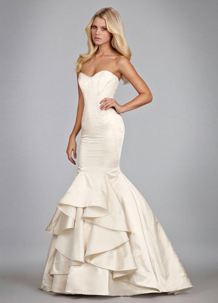 Hayley Paige - Sample Bridal Gowns & Discount Designer Wedding ...