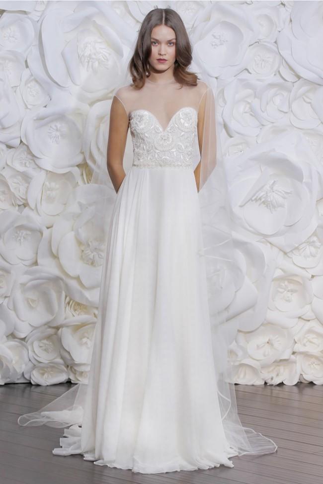 Naeem Khan - Sample Bridal Gowns & Discount Designer Wedding Dresses ...