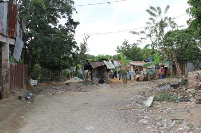 The community of Reparadero, Dominican Republic