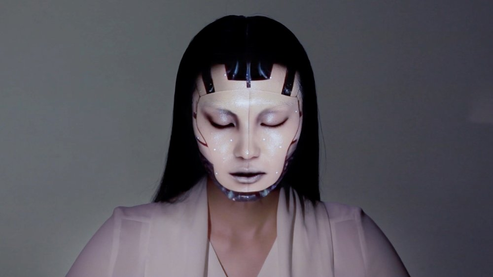 Projection Mapping &Face Tracking -