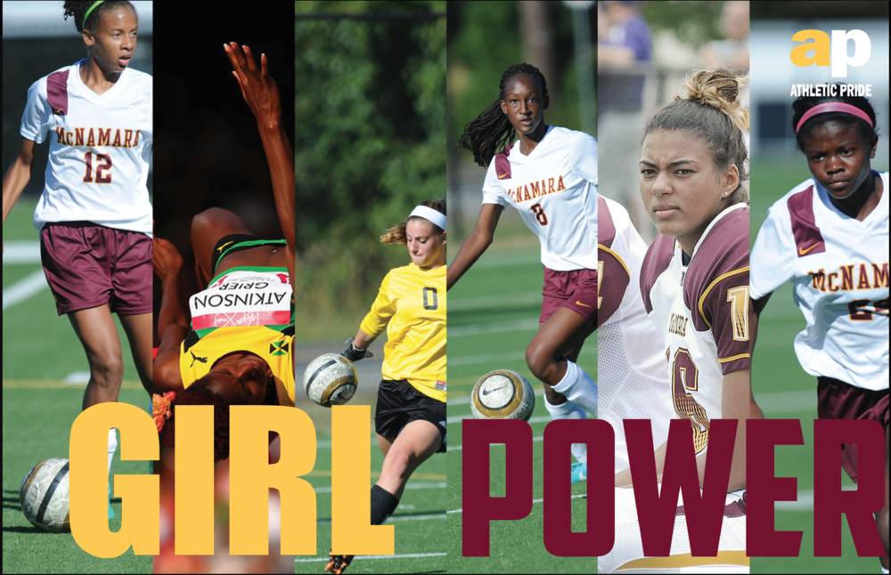 BMHS Feature Story 'Girl Power'  Copywriting, Content Strategy, Media Relations