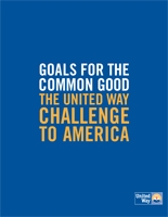 Goals for the Common Good