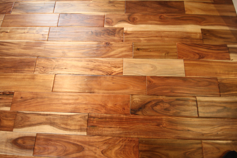 "Acacia Wood ""Tobacco Teak"""