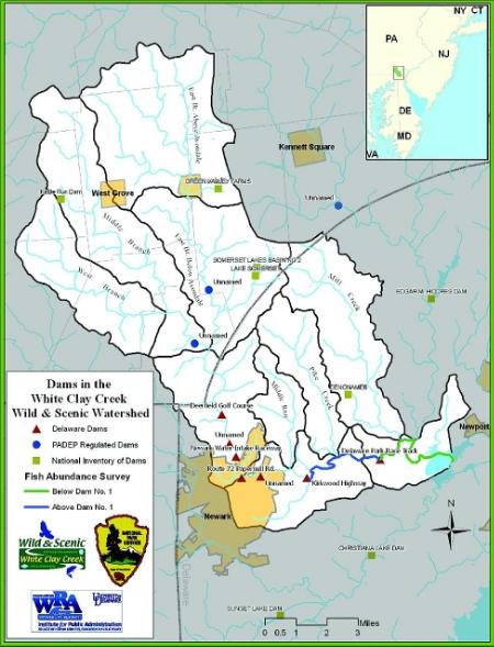 WCC Dams