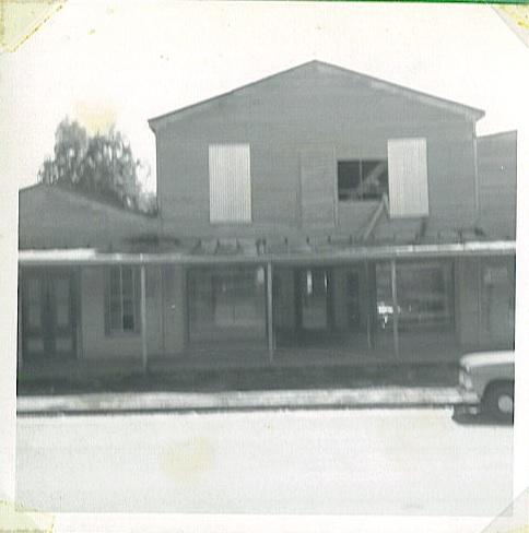 Watson's Store, 1960s.