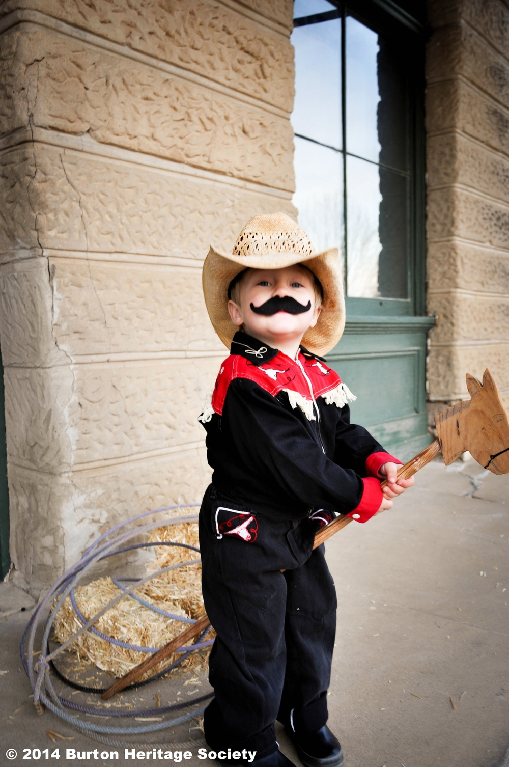 At Texas Ranger Day 2016 we had our first Lil' Mr & Miss Contest. Kiddos dressed up in their best cowboy and cowgirl outfits to show their Texas Ranger spirit and won a prize!