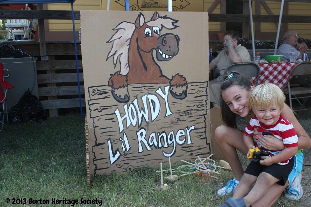 Howdy Lil' Rangers!