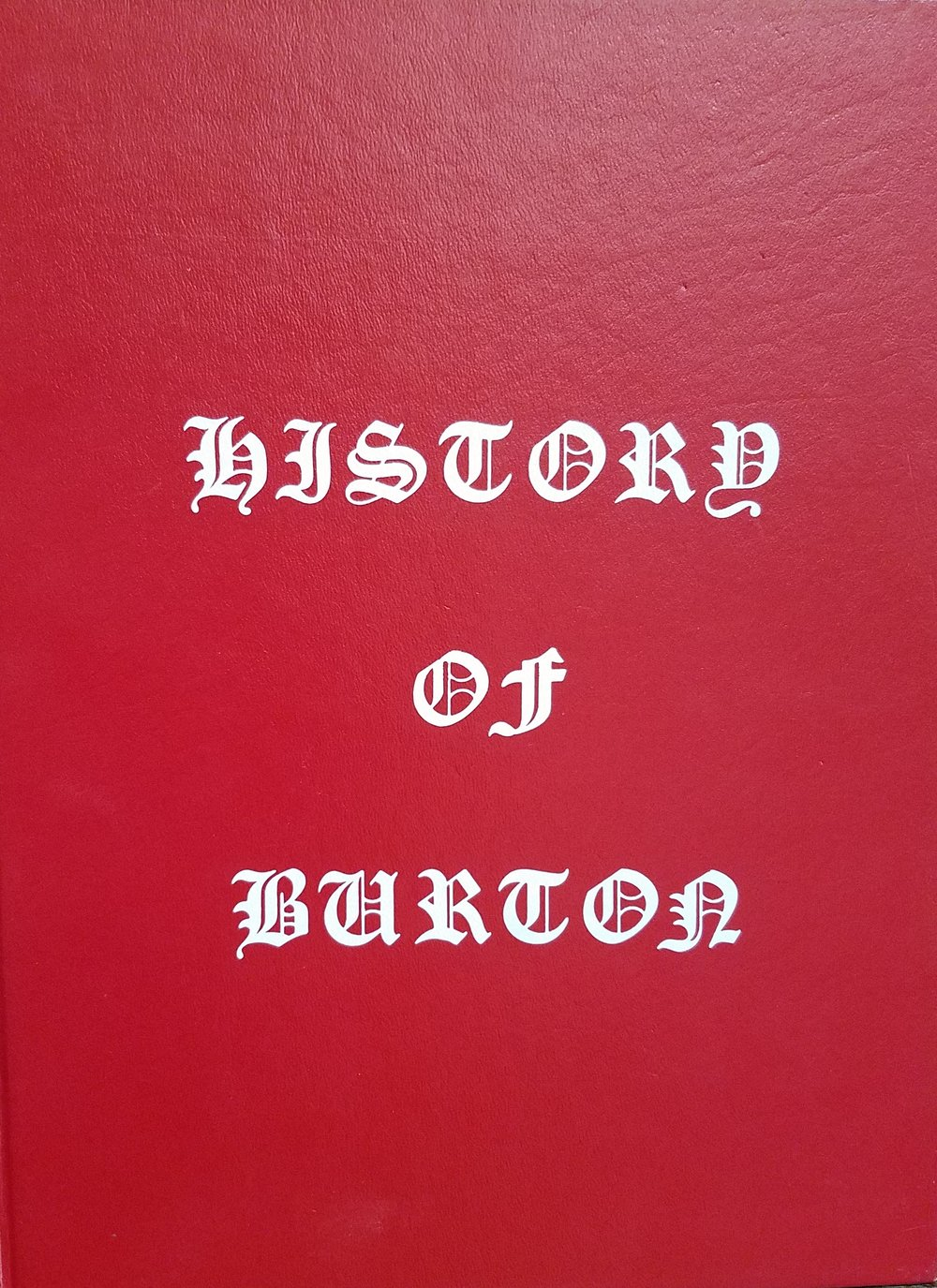 - Burton history and Annie Maud AvisThe best source of information on Burton history are the two volumes of the