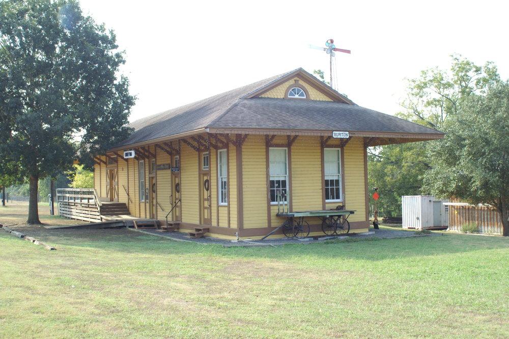 Burton Railroad Depot & Museum