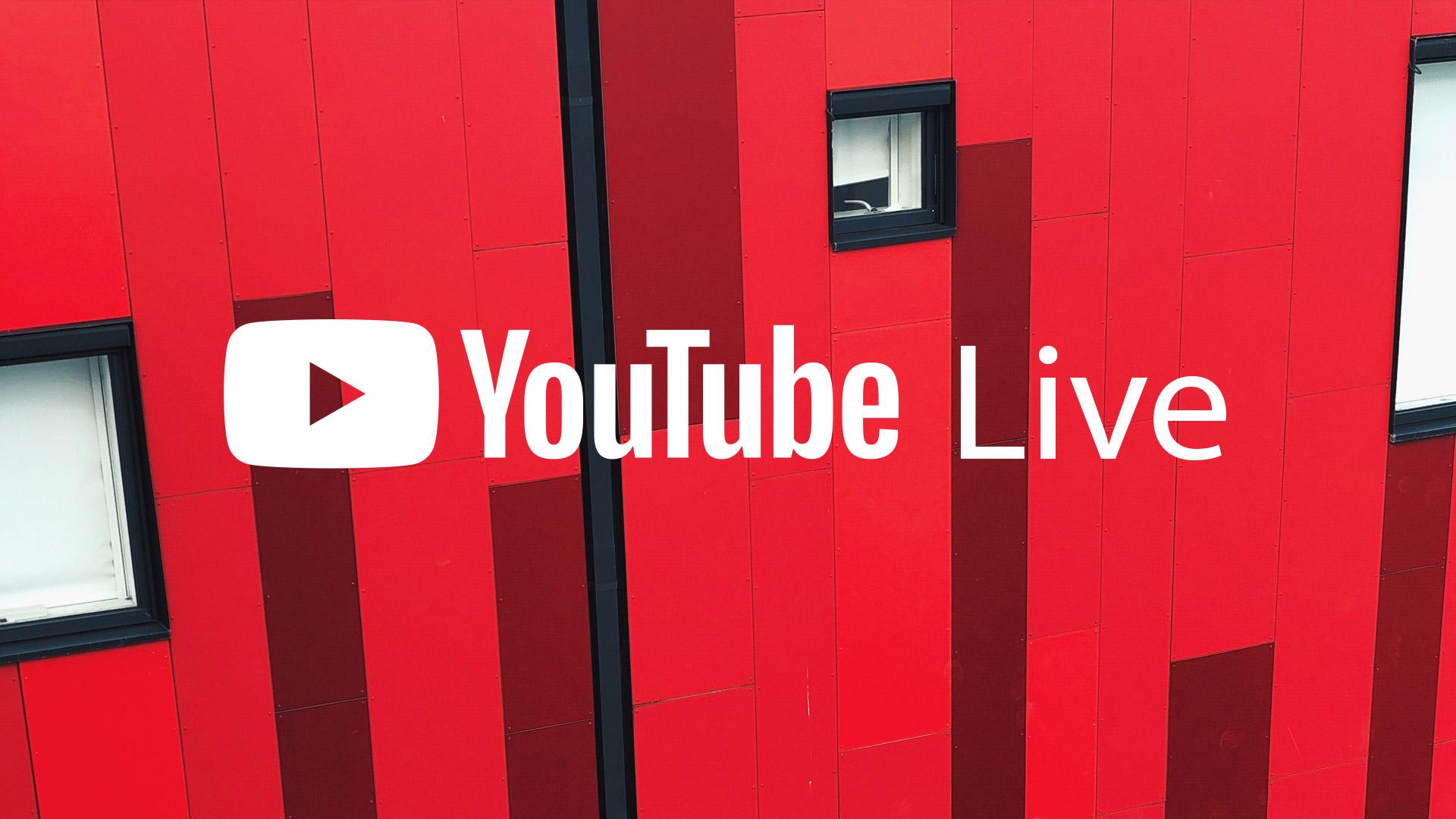 Setup RTMP output stream to Youtube — Noisypeak