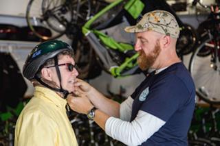 Safety First @ Bike Tours Victoria BC