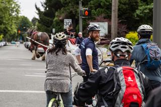 Safe Riding! Bike Tours Victoria BC