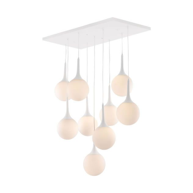Hanging Orb Lamp
