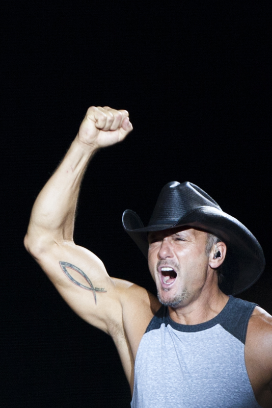 TIM MCGRAW - Live Nation