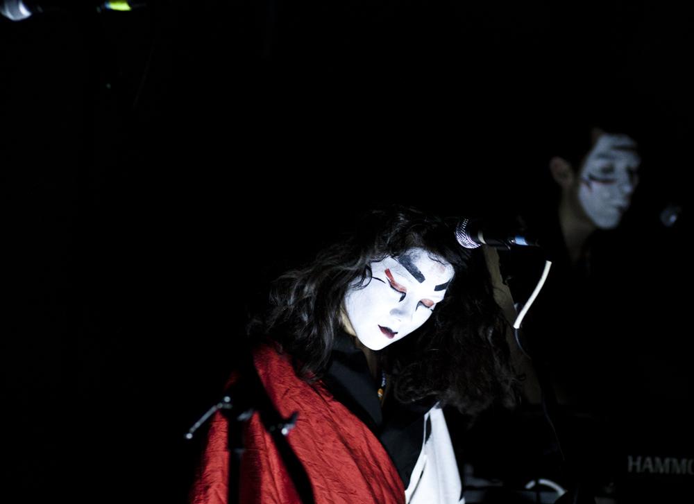 YAMANTAKA // SONIC TITAN - NXNE Garrison