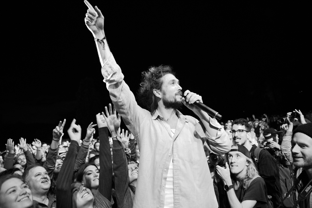 EDWARD SHARPE AND THE MAGNETIC ZEROES - Toronto Urban Roots Festival