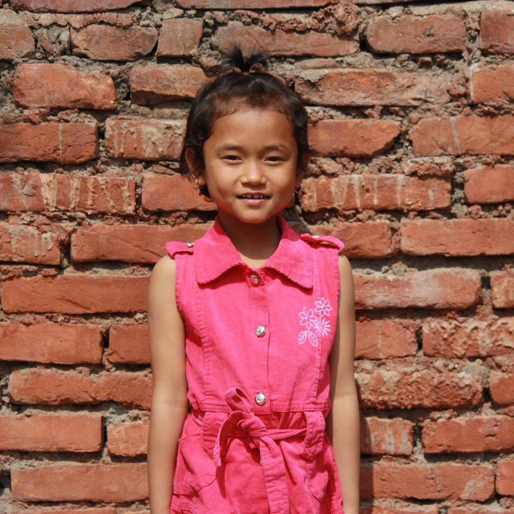 Anita | Upper Kindergarten Home district: Sindhupalchowk