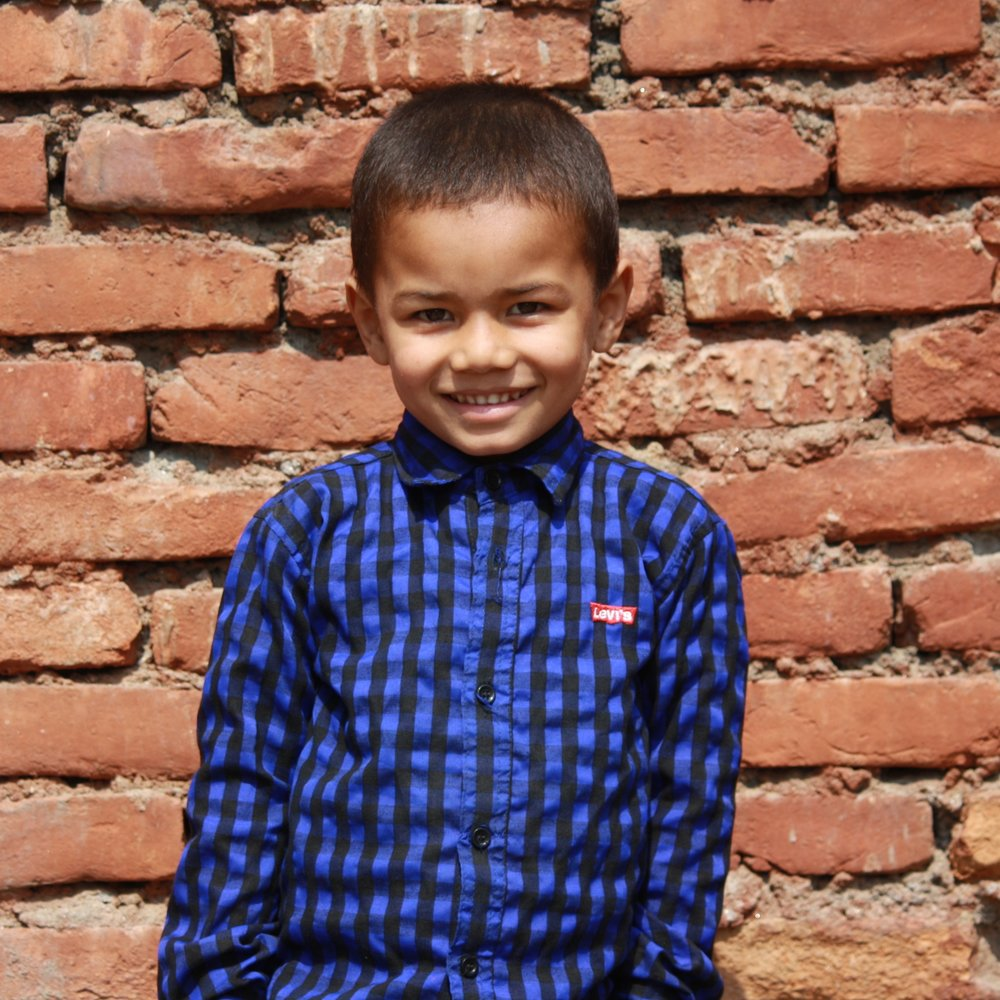 Robin | Upper Kindergarten Home district: Sindhupalchowk