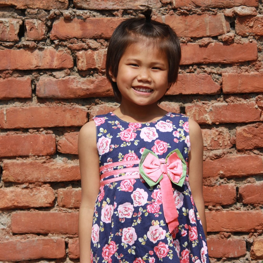 Sabina | Class 1 Home district: Kathmandu