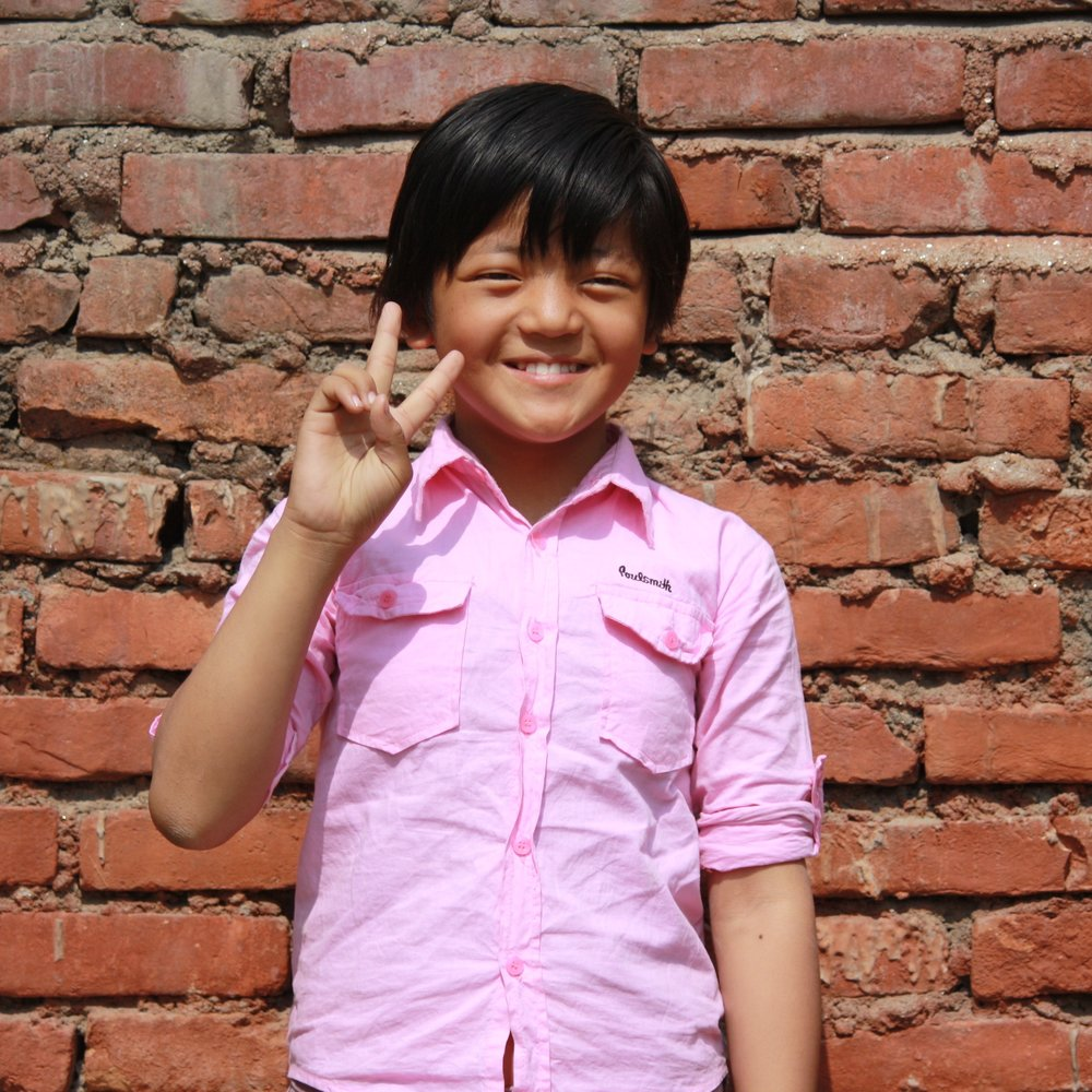 Binita | Class 3 Home district: Solukhumbu