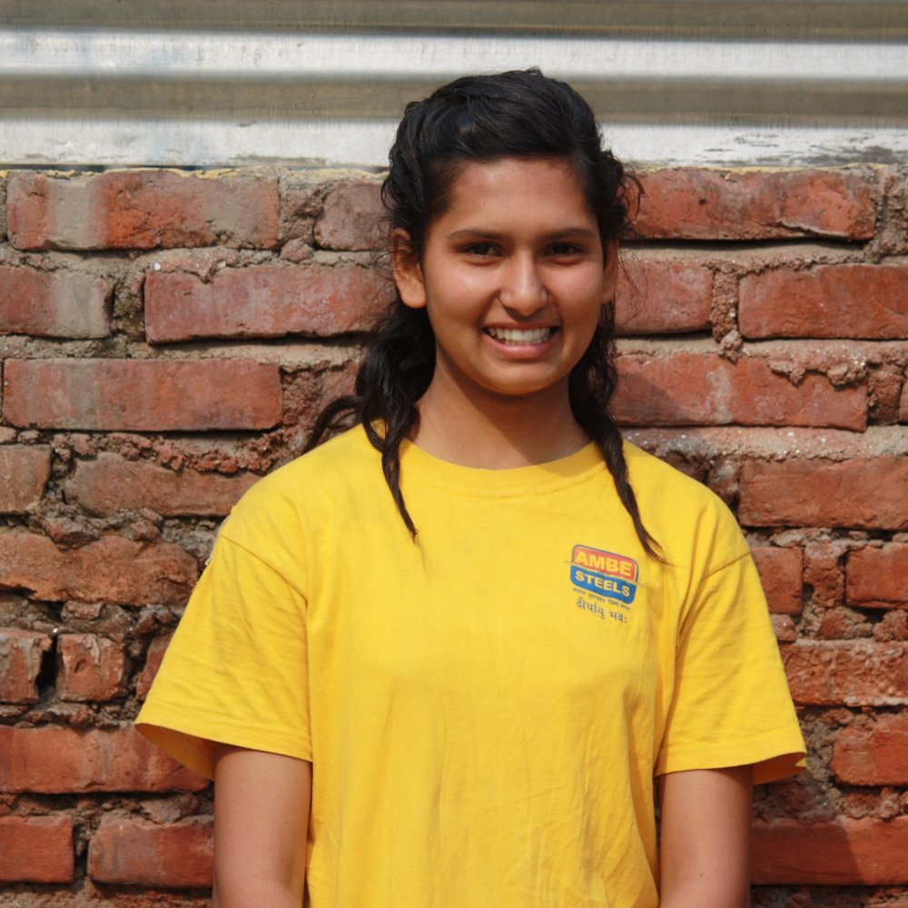 Susmita | Class 8 Home district: Kavrepalanchowk