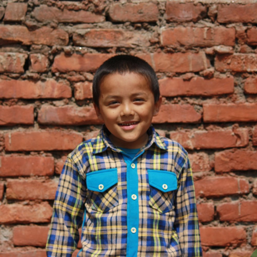 Subash | Upper Kindergarten Home district: Sindhupalchowk