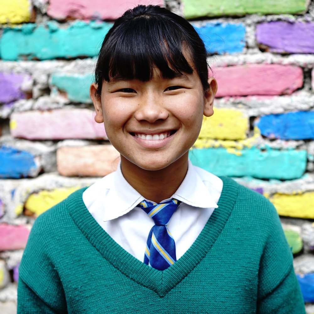 Meena | Class 6 Home district: Rukum