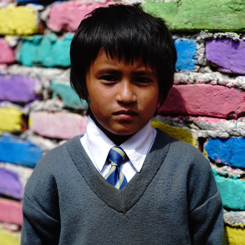 Asli | Upper Kindergarten Home district: Sindhupalchowk