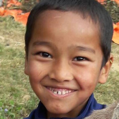 Tenzing | Class 2 Home district: Lalitpur