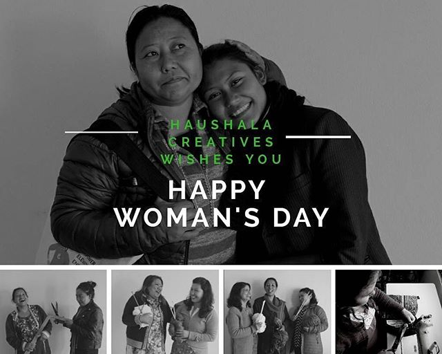 Wishing women from all walks of life a happy Woman's Day! . . Today and every day, let's celebrate women. Let's hear women. Let's empower, elevate, and encourage women from all backgrounds and identities. Let there be equal fair pay and respect for women in all fields. As women and girls, we have rights but still we do not have equality when it comes to decision-making, representation and recognition, be it at work or at home. We're determined to change that.  To learn more about how CYF supports women and girls in our community, follow @haushala_cooperative. . . In this picture, these are some of our amazing didis at @haushala_creatives who are building their social and financial independence, who stand proudly with their fellow women, and who support the sustainable education of girls in our community. . . #Haushala #haushalacreatives #internationalwomensday #womenempowerment #women #girlpower #equality #genderequality #nepal