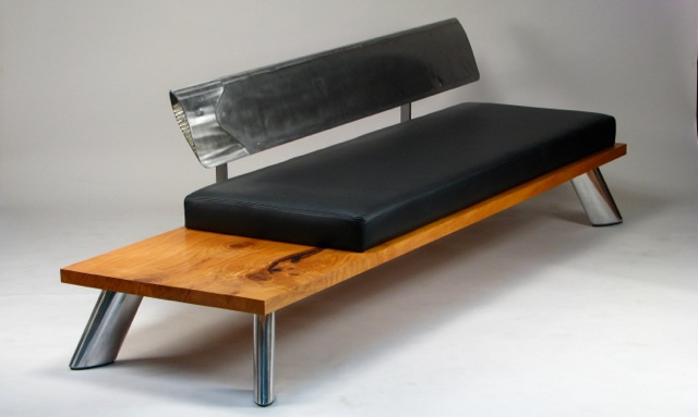Jet Ranger Couch