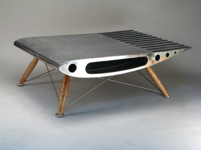 SUPER CUB COFFEE TABLE