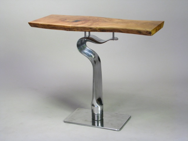 Propeller Hall Table