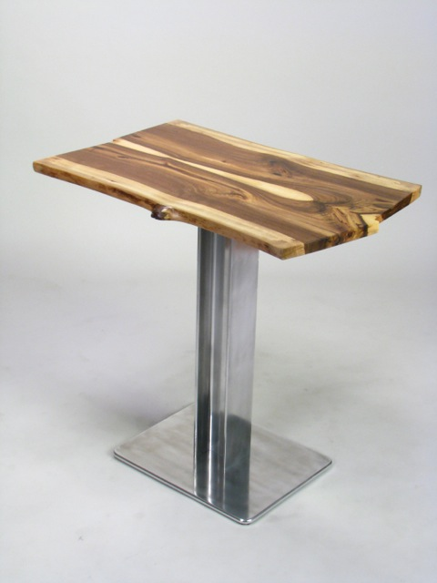 Walnut Hall Table