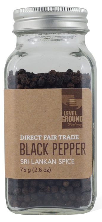 black pepper jar