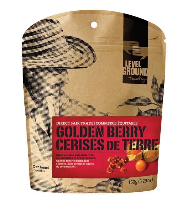 Golden Berry Package