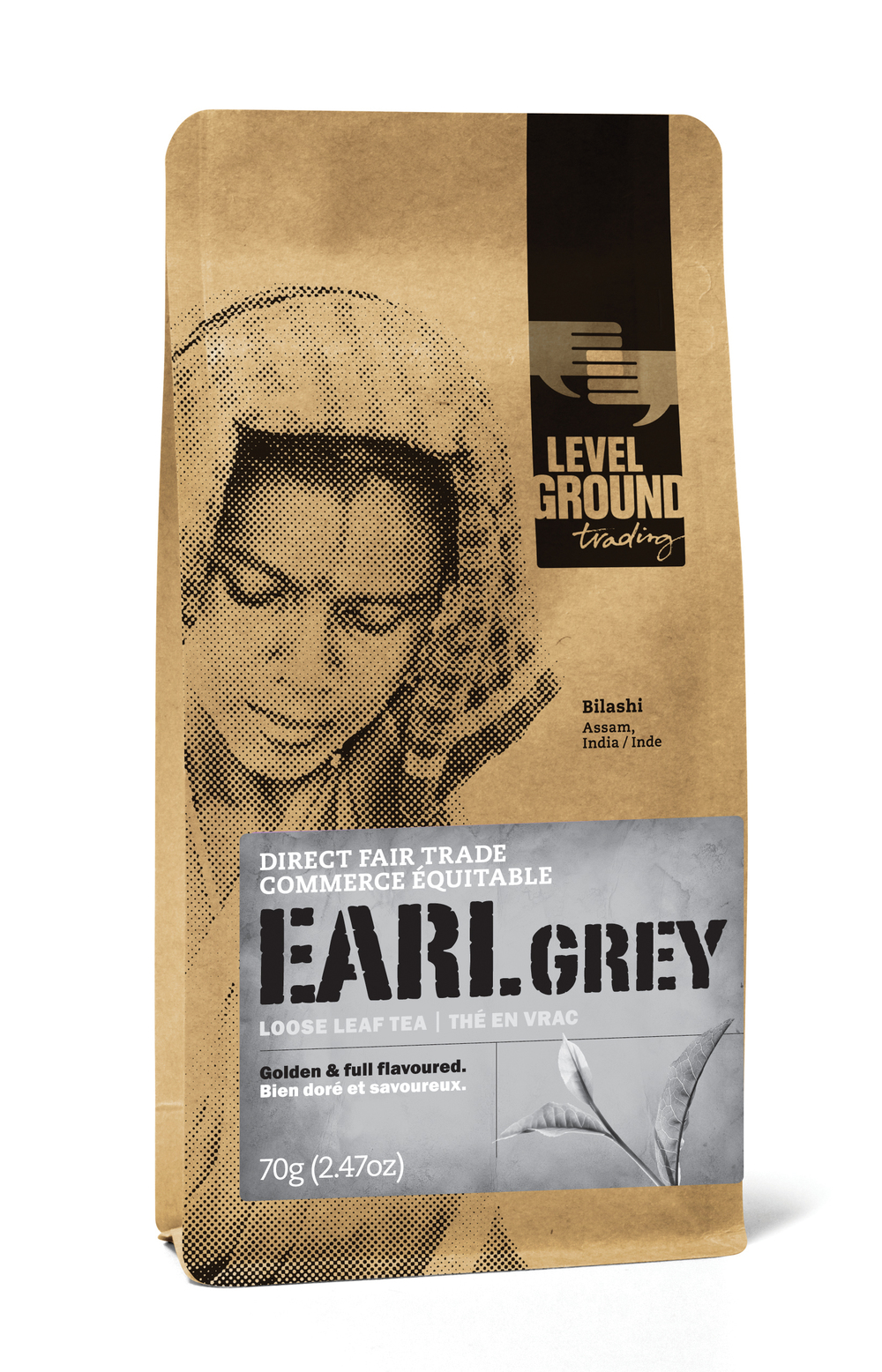 Earl Grey Tea Package