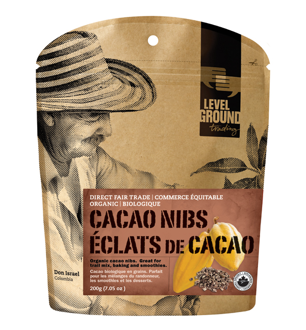 cacao nibs package