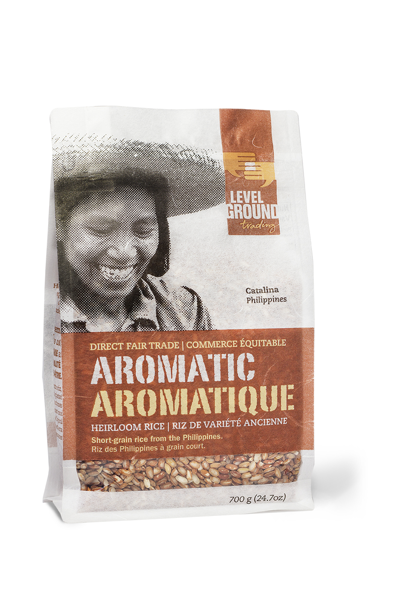 aromatic rice package