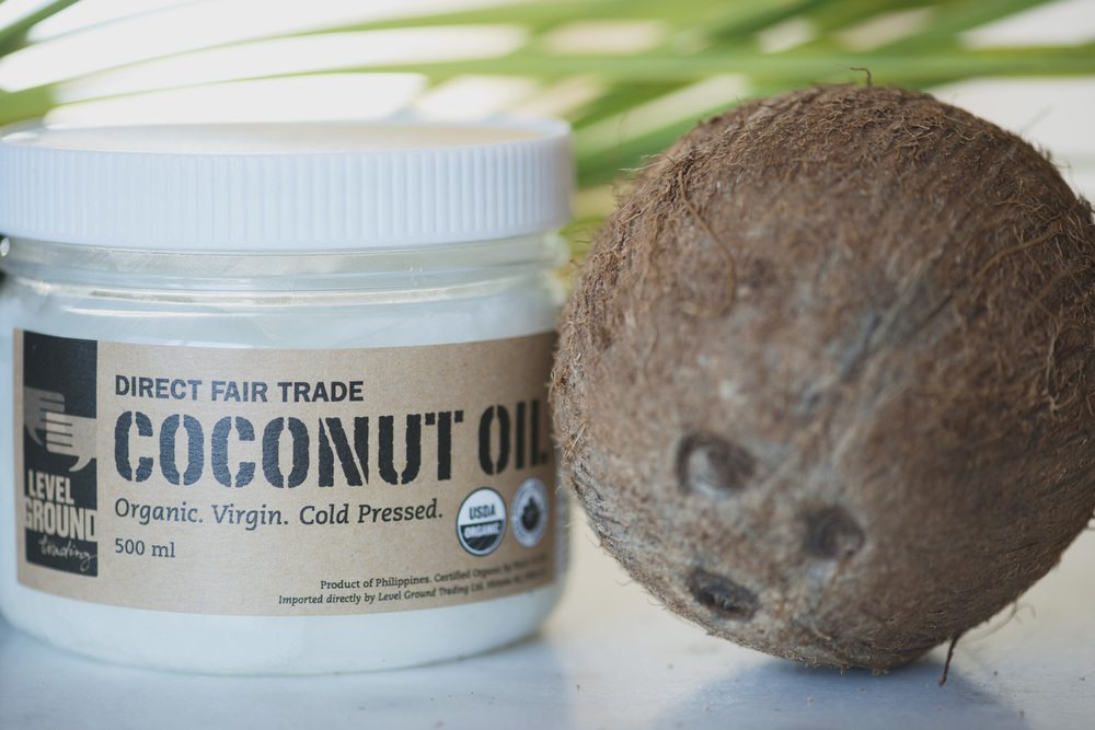 Coconut Oil product