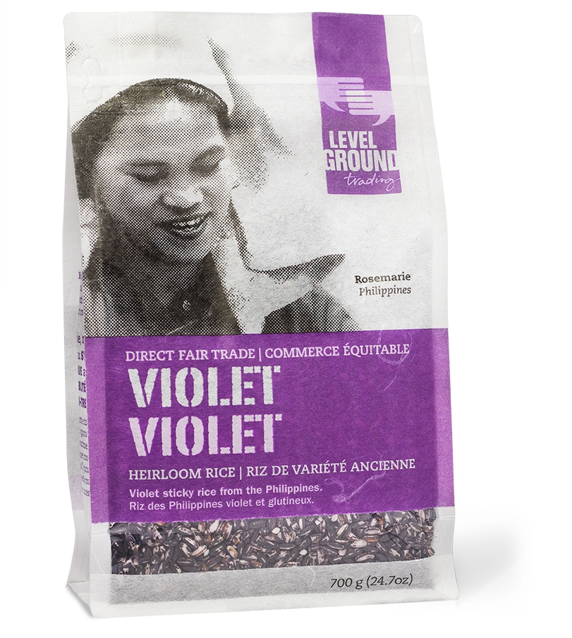 Violet Rice Package