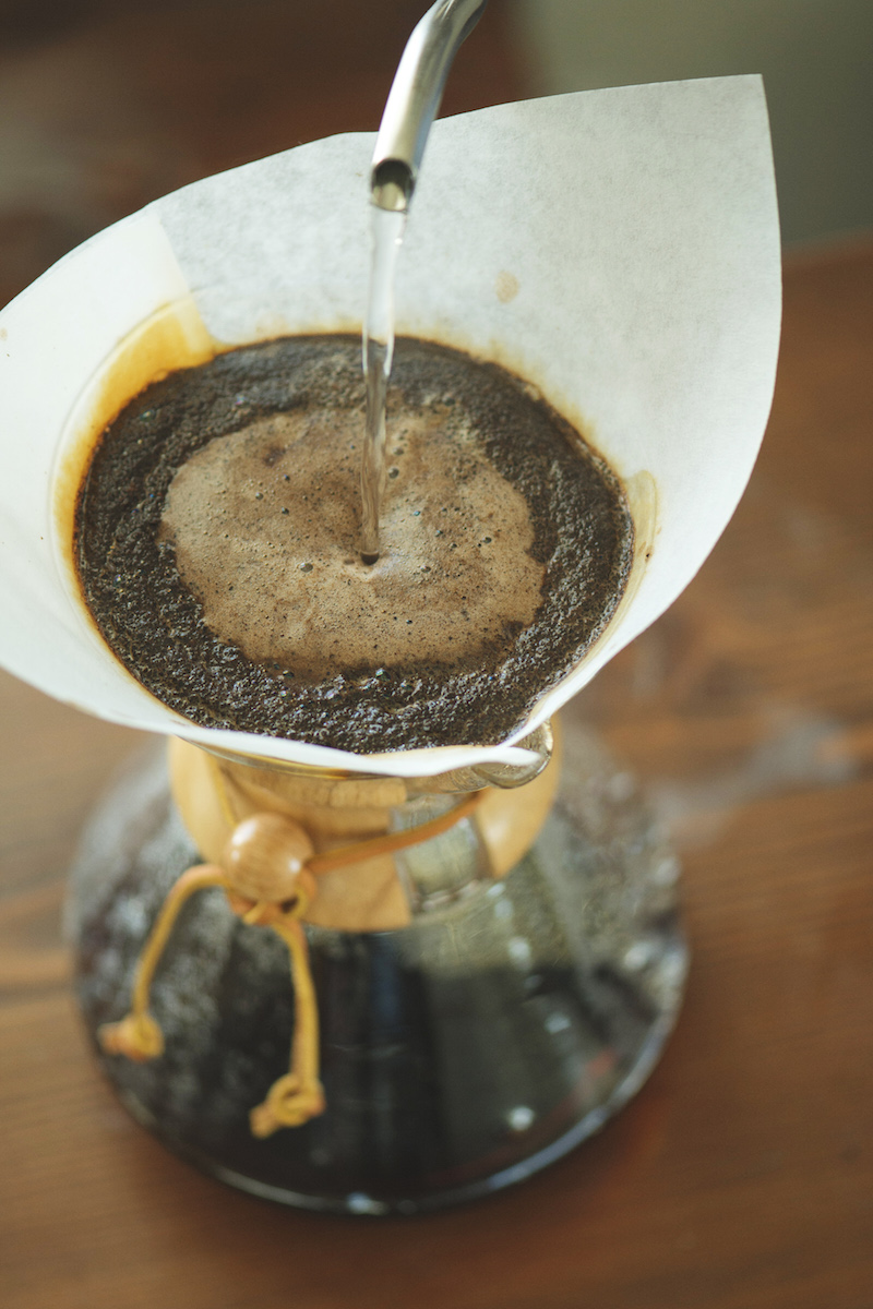 Level Ground Trading - How to use a Chemex