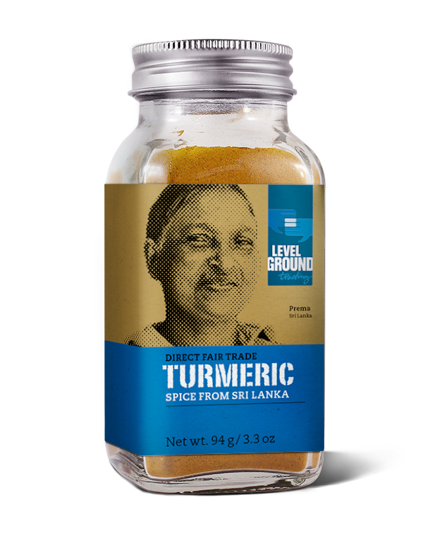 turmeric packaging