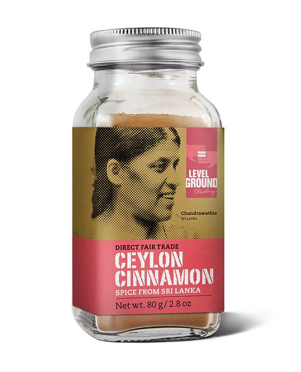 ceylon cinnamon jar