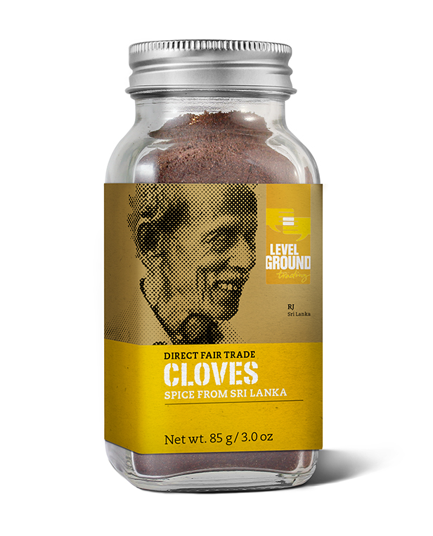 cloves jar