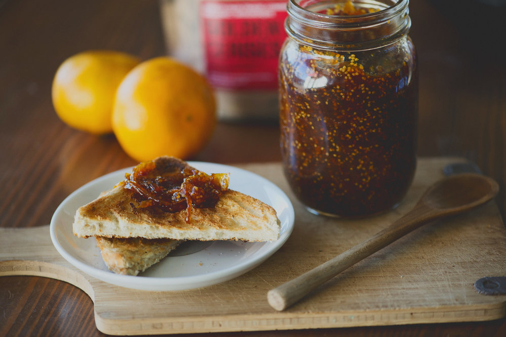 Golden Berry and Orange Marmalade Recipe
