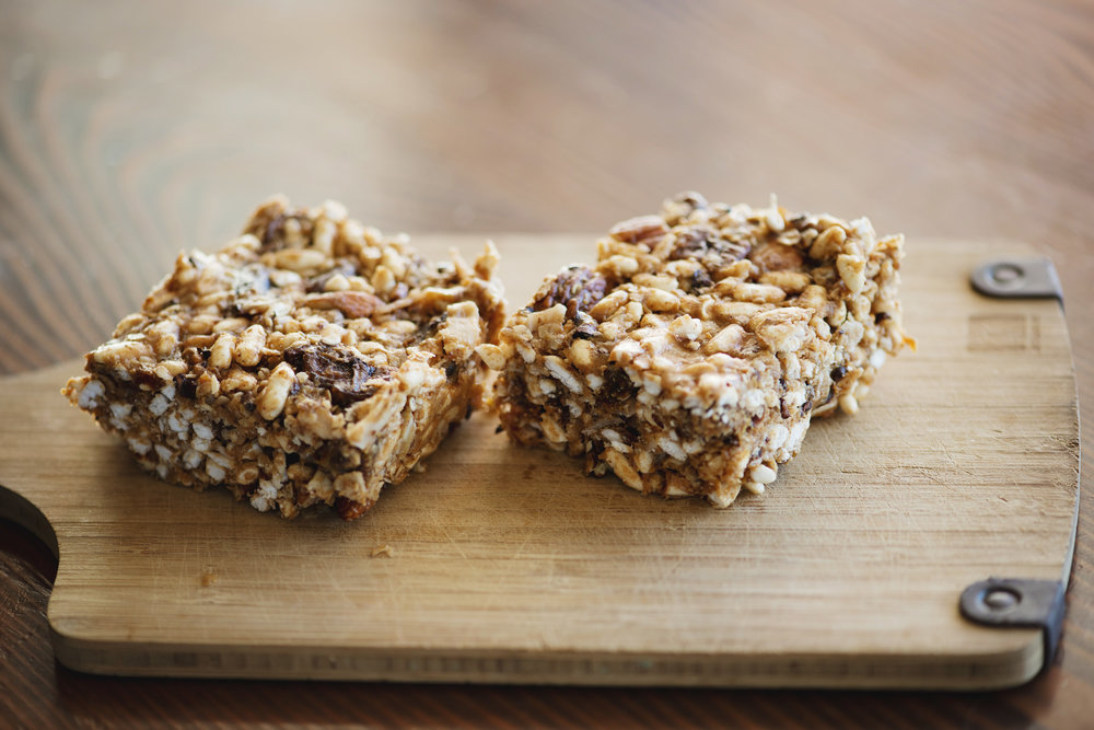 Fair Trade Energy Bars