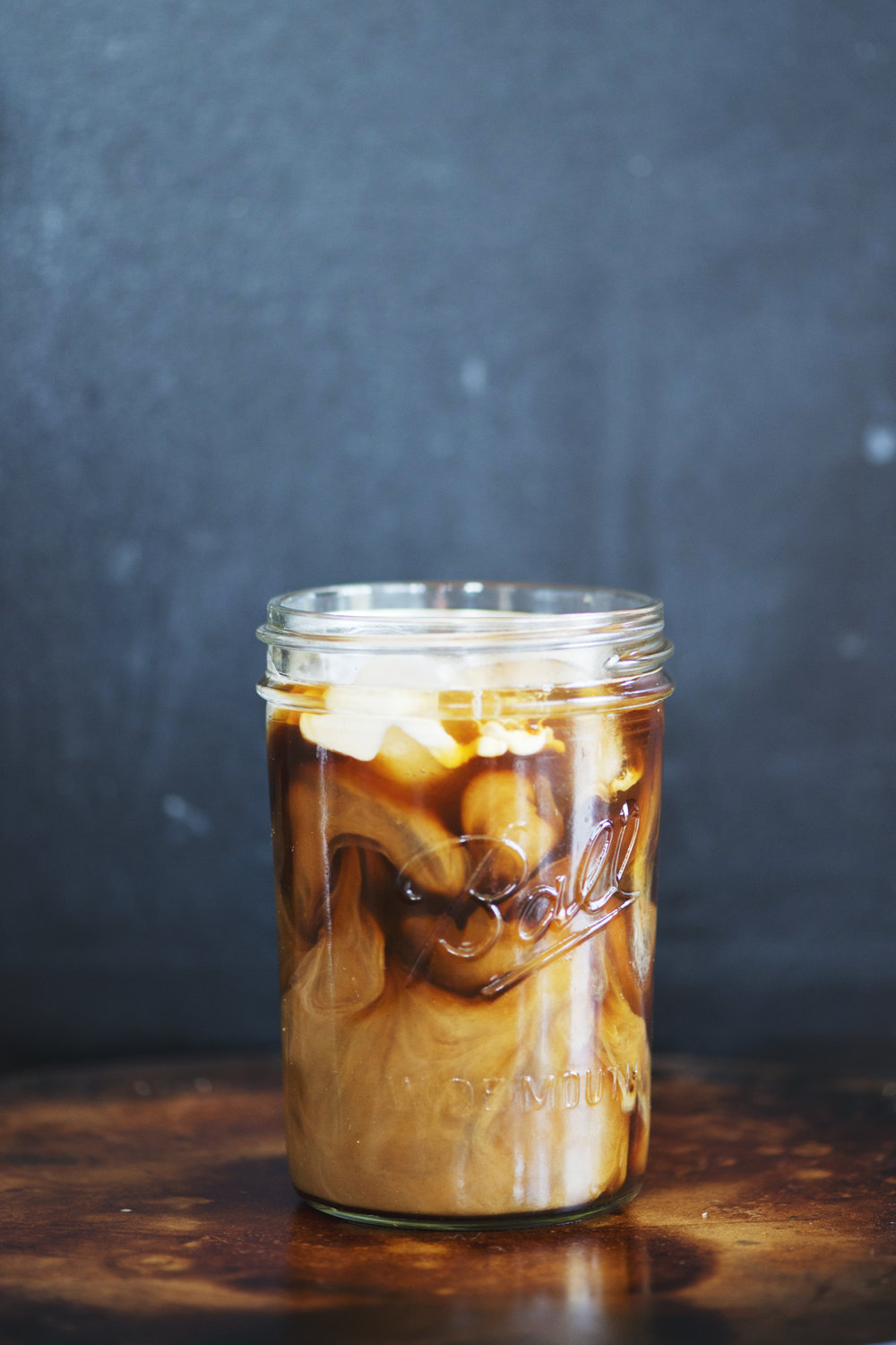 Iced Fair Trade Coffee Recipe