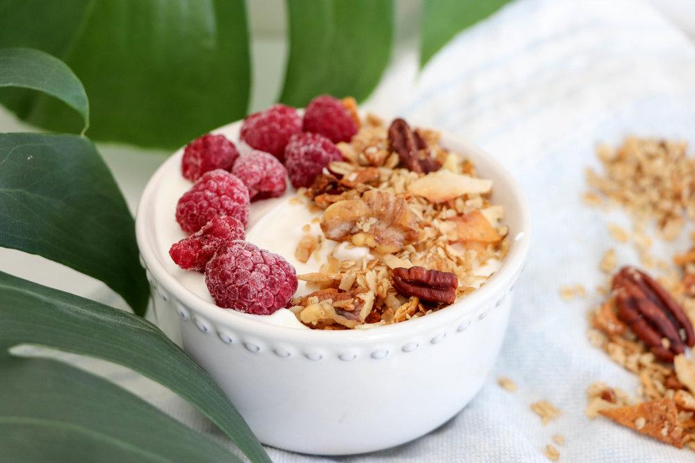 Tropical Treat Granola Recipe